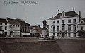 Markt, Zottegem (historische prentbriefkaart) 13.jpg