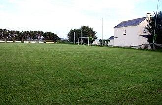 Appledore F.C. - Appledore's Marshford ground