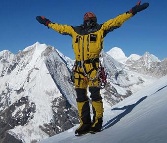 Marty Schmidt - Marty Schmidt in the Himalayas