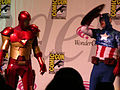 Marvel vs. Capcom 2 skit at WonderCon 2010 Masquerade 3.JPG