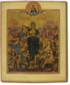 Mary of Egypt.Museum of the Russian icon.png
