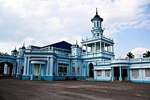 Sultan Ibrahim Jamek Mosque - Image: Masjid Sultan Ibrahim, Muar, Johor