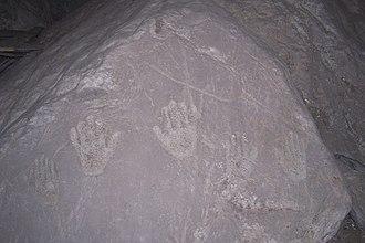 Capo di Ponte - Hands of the St Faustina and Liberata