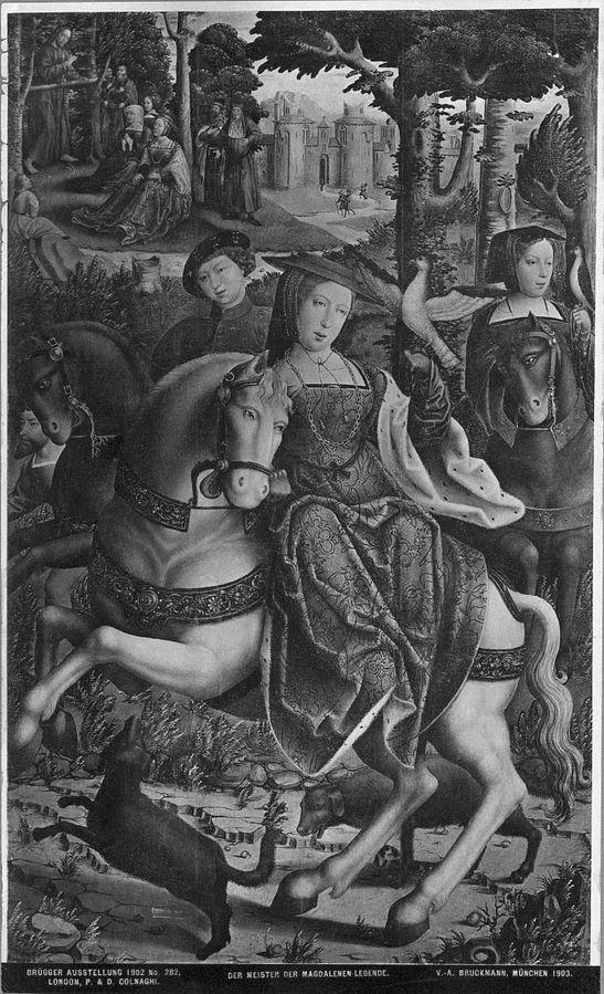 Épisode de la Légende de Sainte Marie Madeleine