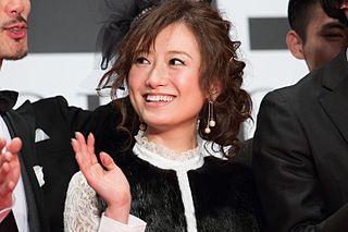 Marika Matsumoto Japanese actress (born 1984)