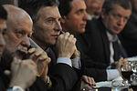 Mauricio Macri compartió un almuerzo con intendentes de todo el país (7945707976).jpg