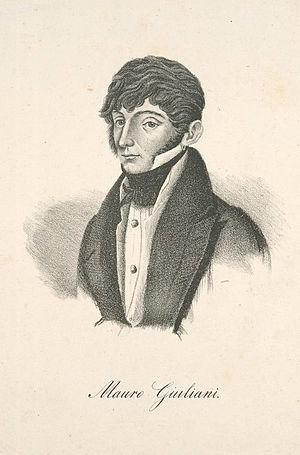 Giuliani, Mauro (1781-1829)