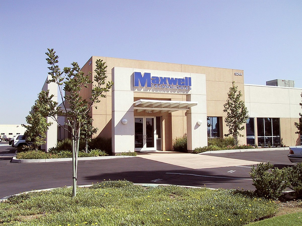 Maxwell Technologies - Wikipedia