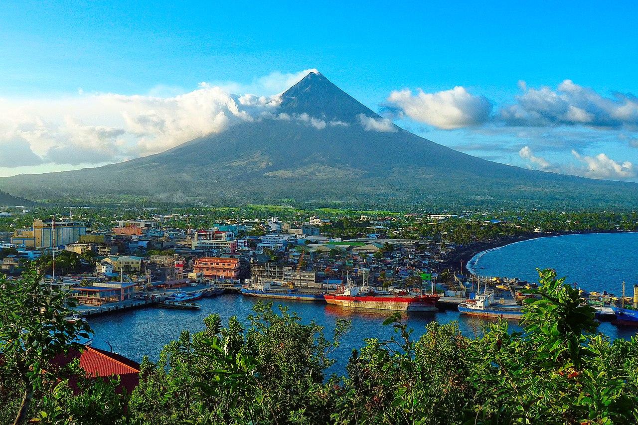 volcanes islas filipinas