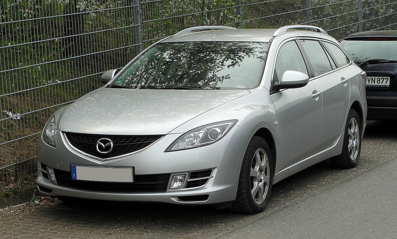 Mazda 3 Sport >> File:Mazda6 Sport Kombi (GH) – Frontansicht, 3. April 2011 ...