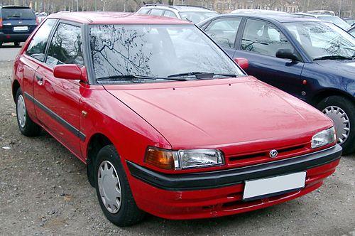 mazda 323 4 1989-1994