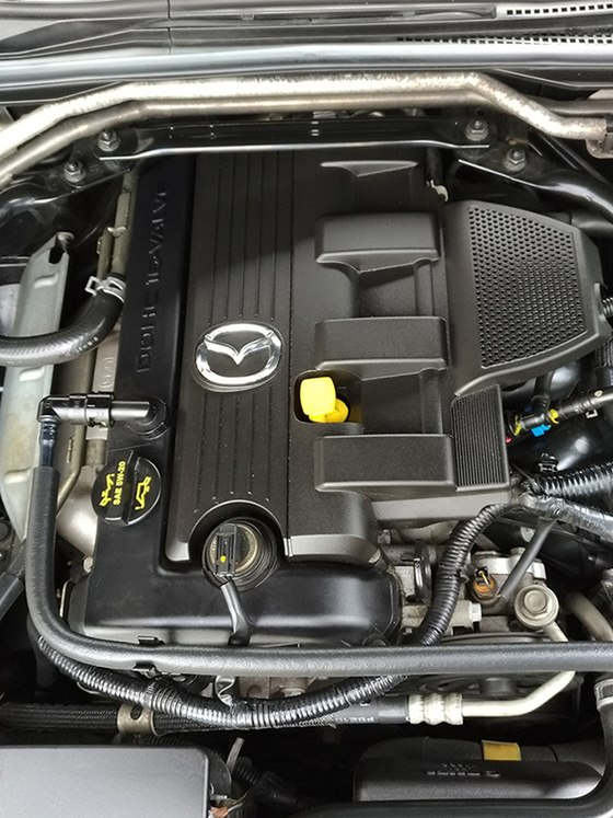 Mazda L engine - WikiMili, The Free Encyclopedia