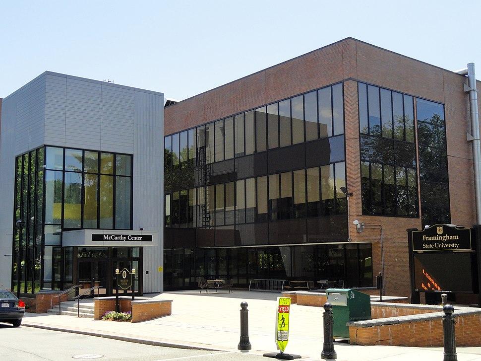 McCarthy Center - Framingham State University - DSC00375