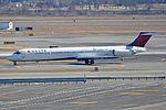 McDonnell Douglas MD-88 'N975DL' Delta (25794191675).jpg