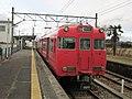 Meitetsu 6210 at Kira Yoshida Station.jpg