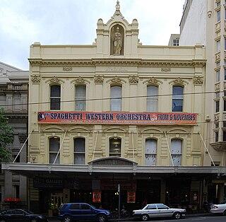 theatre in Melbourne, Victoria, Australia