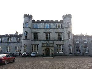 Melville Castle - Melville Castle, 2014.