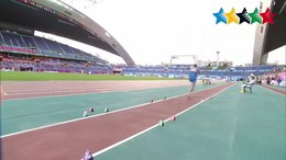 Bestand:Men's Triple Jump.webm