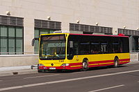 Mercedes-Benz O530 owned by MPK Wroclaw (Poland, May 2012).jpg
