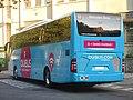 Mercedes-Benz Tourismo n°770 (vue arrière gauche) - Ouibus (Gare routière, Chambéry).jpg