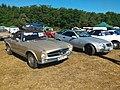 Mercedes 280 SL & Mercedes SLK (38960109974).jpg