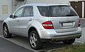 Mercedes ML (W164) rear 20100501.jpg