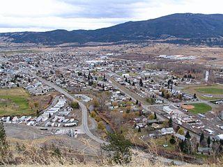 Merritt, British Columbia City in British Columbia, Canada