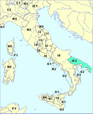 Messapian language - Wikipedia, the free encyclopedia
