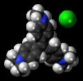 Methyl violet 6B 3D spacefill.png