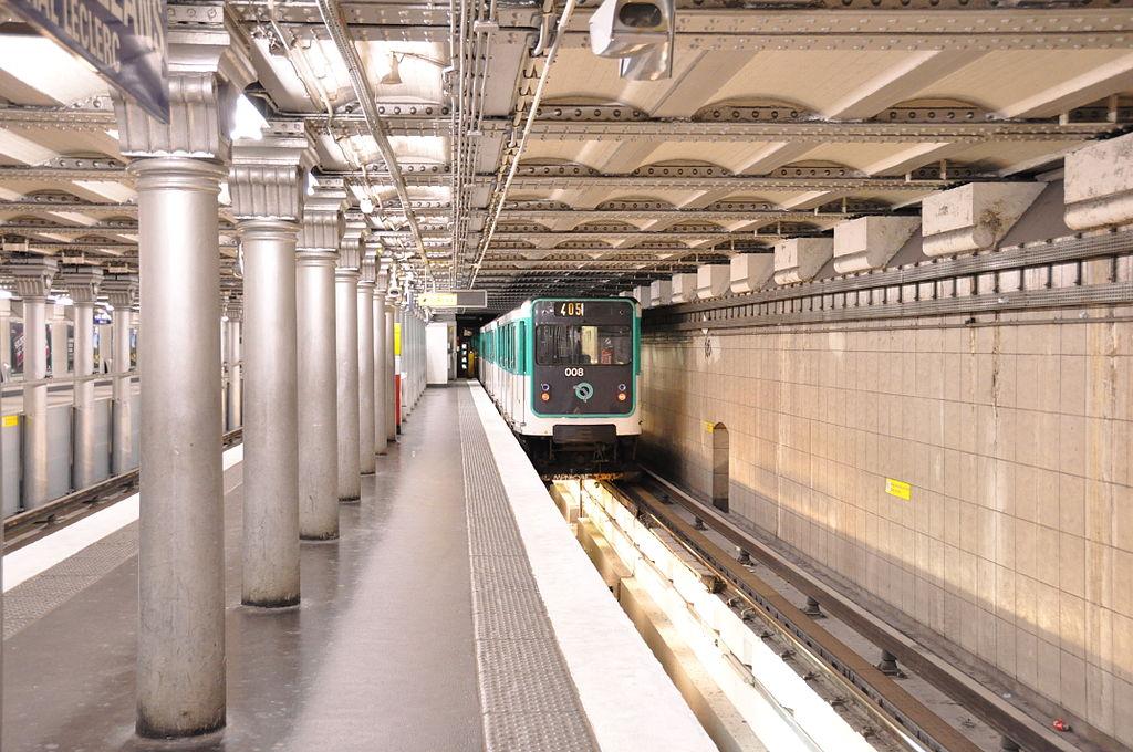 Fichier metro de paris ligne 4 porte d 39 orleans for Porte d orleans