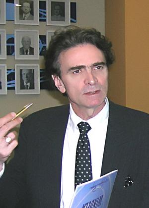 Mario Christian Meyer - Image: Meyer