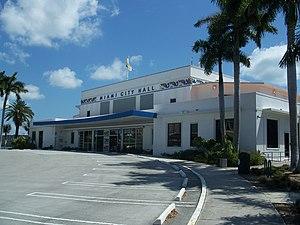 : : Now Miami's city hall.