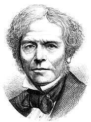Michael Faraday from a photograph by John Watkins, British Library