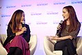 Michelle Phan and Felicia Day (7116122209).jpg