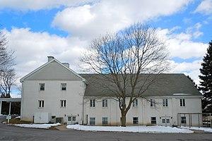 Congregation Beth Israel (Media, Pennsylvania) - Image: Middletown Beth Israel