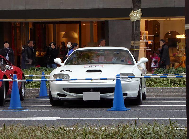File:Midosuji World Street (17) - Ferrari 550 maranello (E-F550).jpg
