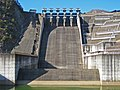 Miho Dam spillway.jpg