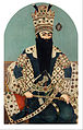 Mihr 'Ali, Iran, 1816 - Portrait of Fath 'Ali Shah - Google Art Project.jpg