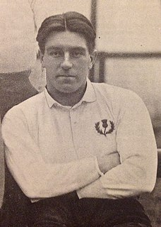 Walter Michael Dickson Rugby player