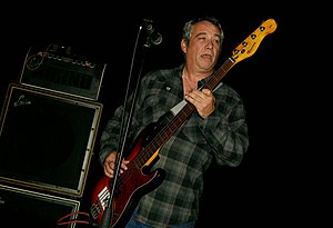 Firehose (band) - Image: Mike Watt 2013