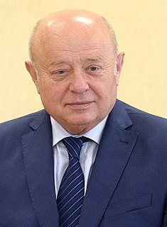 Mikhail Fradkov Russian politician