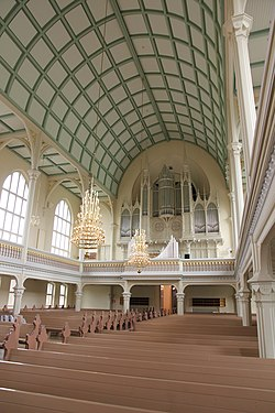 Mikkeli cathedral interior 2.JPG