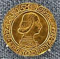 Milano, ducato di galeazzo maria sforza, 1466-68.JPG