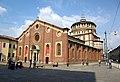 Milano - Chiesa di Santa Maria delle Grazie.JPG