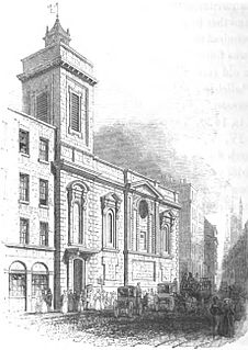 St Mildred, Poultry Church in London