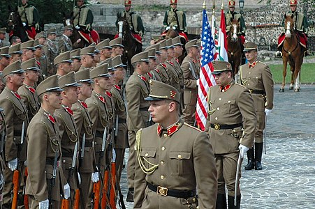 Military of Hungary-welcome
