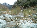 Mill Creek upstream at Warm Springs Truck Rd - panoramio.jpg