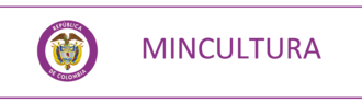 Ministry of Culture (Colombia) - Image: Min Cultura (Colombia) logo