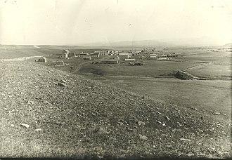 Minnesela, South Dakota - Minnesela in 1890.