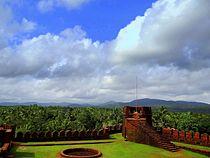 Mirjan Fort, Uttara Kannada, Karnataka.JPG